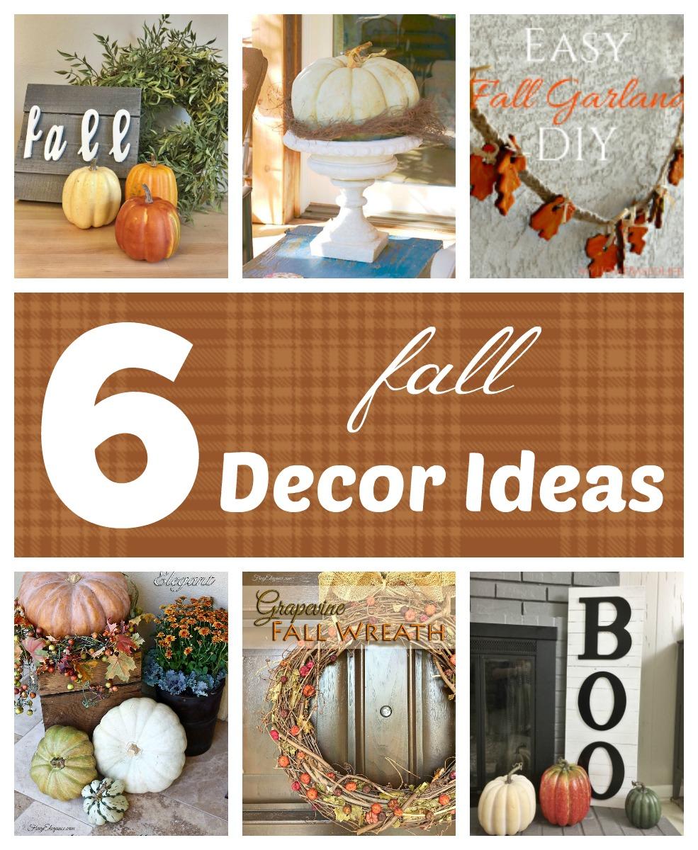 Woven By Words 6 Fall Porch Decor Ideas