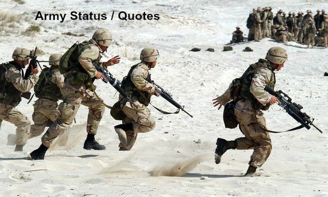 Army Status For Whatsapp Army Quotes In Hindi Facebook