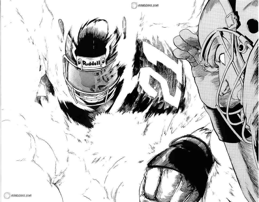 Komik eyeshield 21 006 - mencengkram lapangan 7 Indonesia eyeshield 21 006 - mencengkram lapangan Terbaru 15 Baca Manga Komik Indonesia 