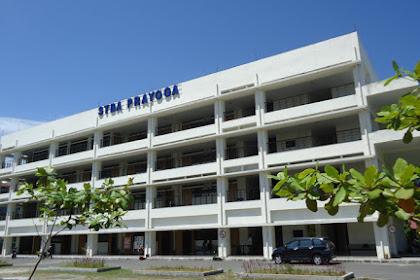 Pendaftaran Mahasiswa Baru (STBA-Padang) 2021-2022