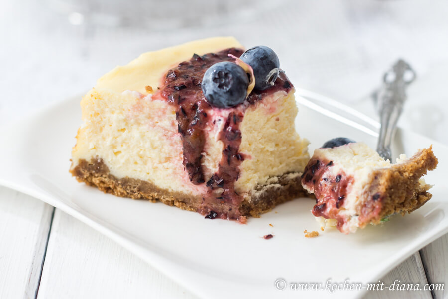 New Yorker Cheesecake
