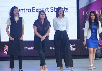Myntra Redefines Office Fashion, Launches 'Style Corp' at Infosys