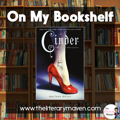 Cinder, Book One of the Lunar Chronicles, by Marissa Meyer sets the classic tale of Cinderella in a futuristic world of cyborgs and androids. The familiar plot is filled with surprises and twists that will keep you turning pages and eager to read the next book in the series. Read on for more of my review and ideas for classroom use.
