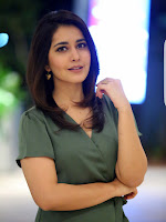Raashi Khanna Dazzling Shoot-cover-photo