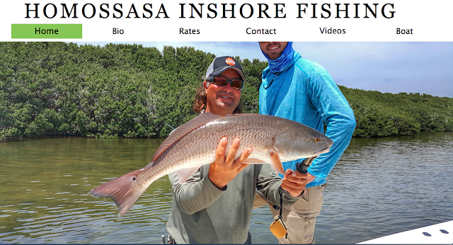 homosassa inshore fishing william toney florida in the spread
