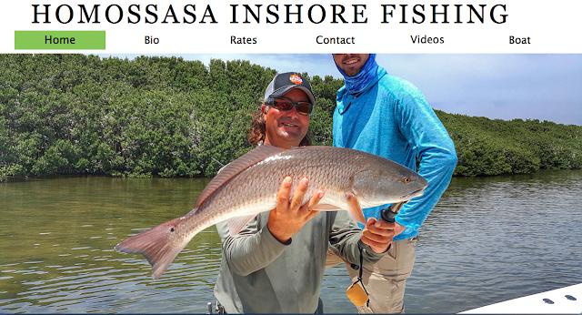 homosassa inshore fishing william toney florida in the spread