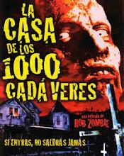 La casa de los 1000 cadáveres (2003)