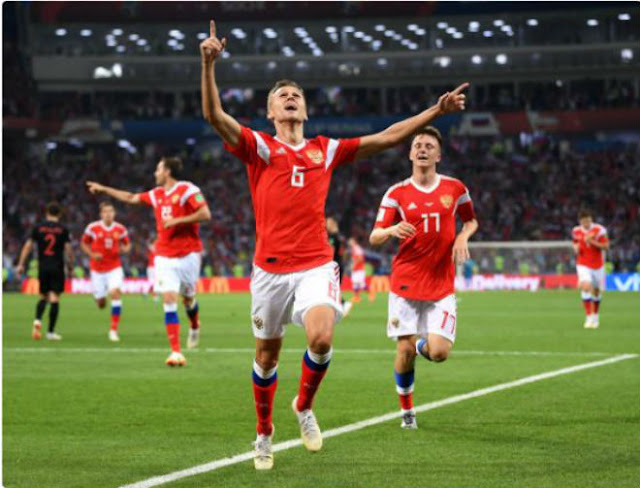 """Video World Cup, Nga - Croatia: Rượt đuổi siêu kịch tính, """"đấu súng"""" định mệnh"""