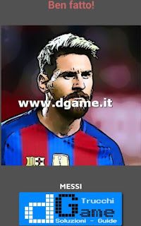 Soluzioni Football Player - Guess Quiz livello 1