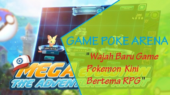 Game Poke Arena Android