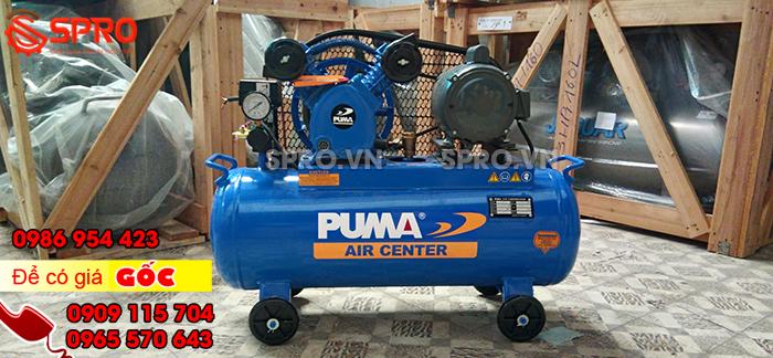Mua máy nén khí, máy bơm hơi Puma đã qua kiểm định ở Bình Dương