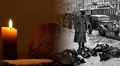 Украина почтила память жертв Голодомора