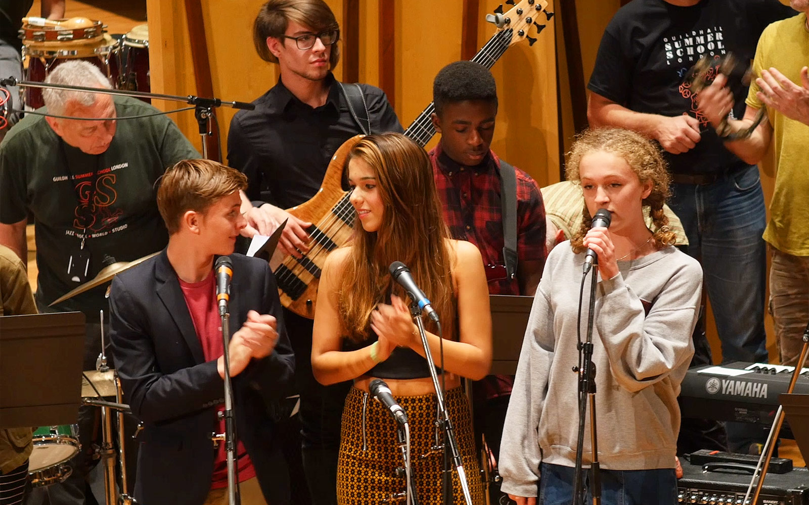 Londonjazz Feature Guildhall Summer Jazz Courses With Substantial Reader Discounts For Tpt