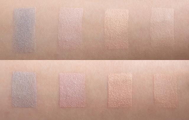 eyeshadow palette Smashbox Double Exposure Mini dry