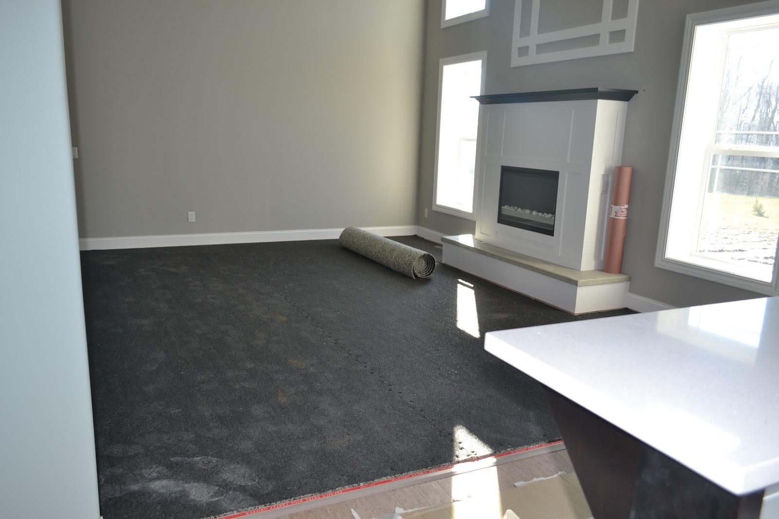 De Jong Dream House Carpet Is Going Down