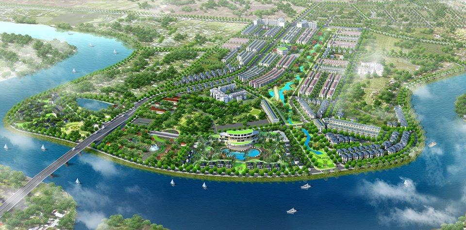 Dự án đất nền River Silk City - Sông Xanh Hà Nam chỉ từ 11 triệu/m2 - ducanhland