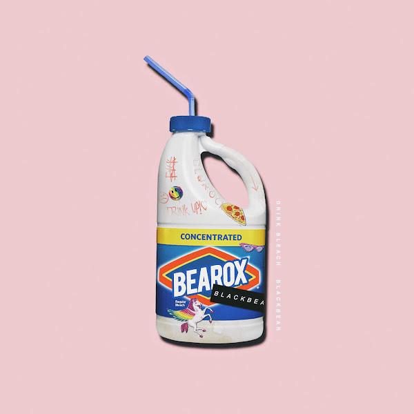 Blackbear - Drink Bleach - EP Cover