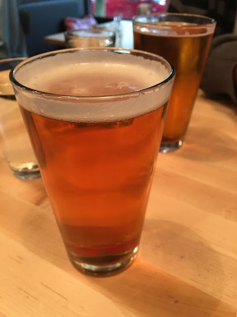 Barley Brown's Hand Truck Pale Ale | A Hoppy Medium