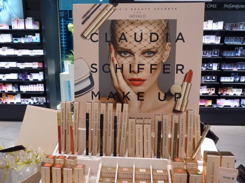 Co ma wspólnego Claudia Schiffer z marką Artdeco?