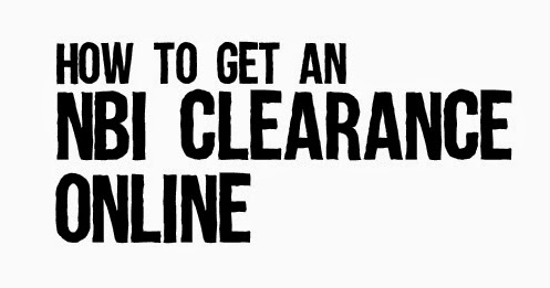 How to Get and Apply for an NBI Clearance Online