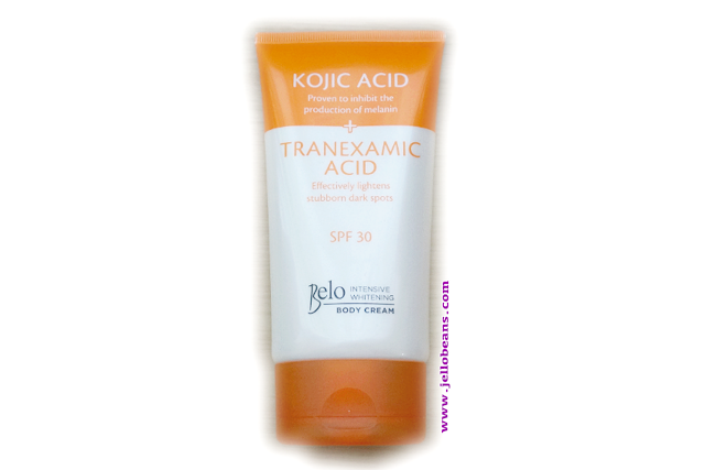 Belo Intensive Whitening Body Cream SPF 30