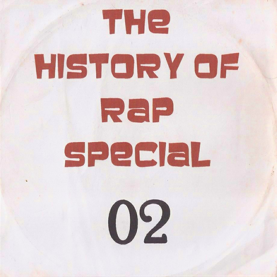 THE HISTORY RAP SPECIAL 02 - RARIDADE