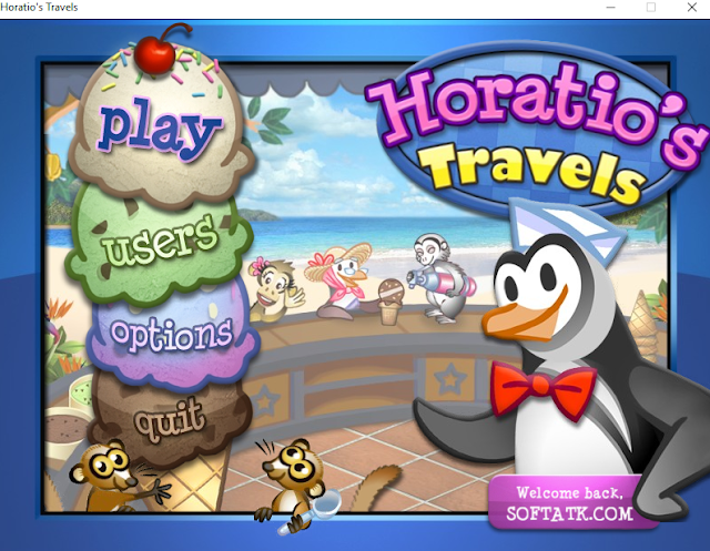 تحميل لعبة Horatio's Travels برابط مباشر من ميديا فاير