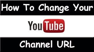 As every trunk know YouTube is the largest Video Site possessor past times Google How to Change YouTube Channel URL in addition to Add Extra Features