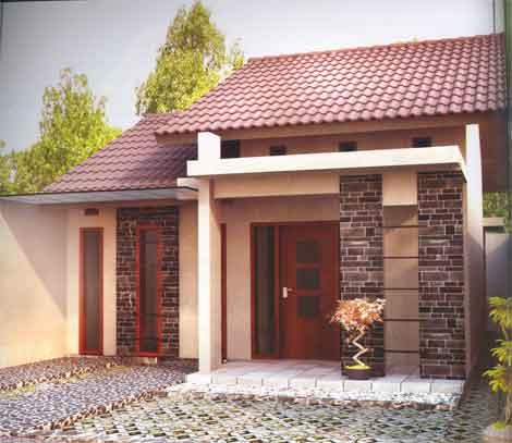 model rumah minimalis luas tanah 60 meter