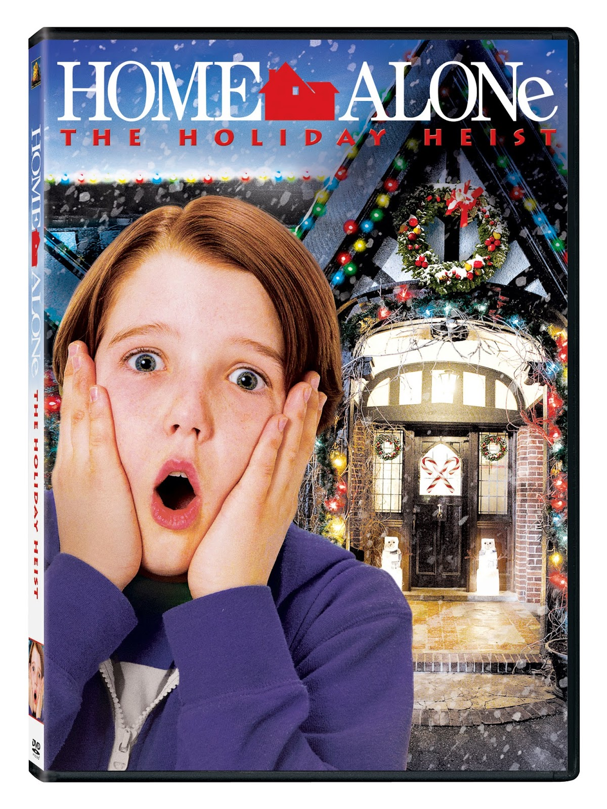 Mommy Blog Expert Giveaway Home Alone Holiday Heist Dvd Kids Movie From 20th Century Fox