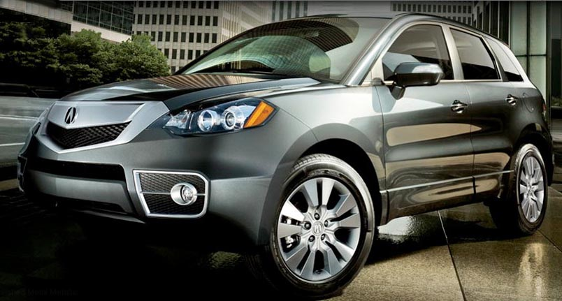 2010 Acura Rdx Well Turned Cars 2010 Acura Rdx