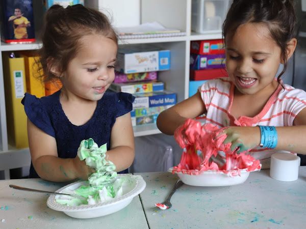 4 Simple Messy Play Activities Your Kids Will Love