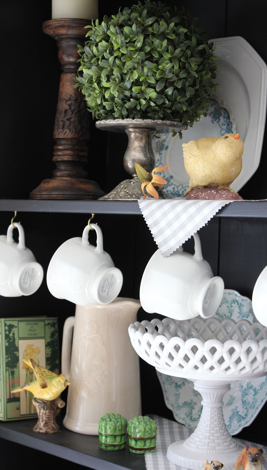 Spring Decorating Itsy Bits And Pieces