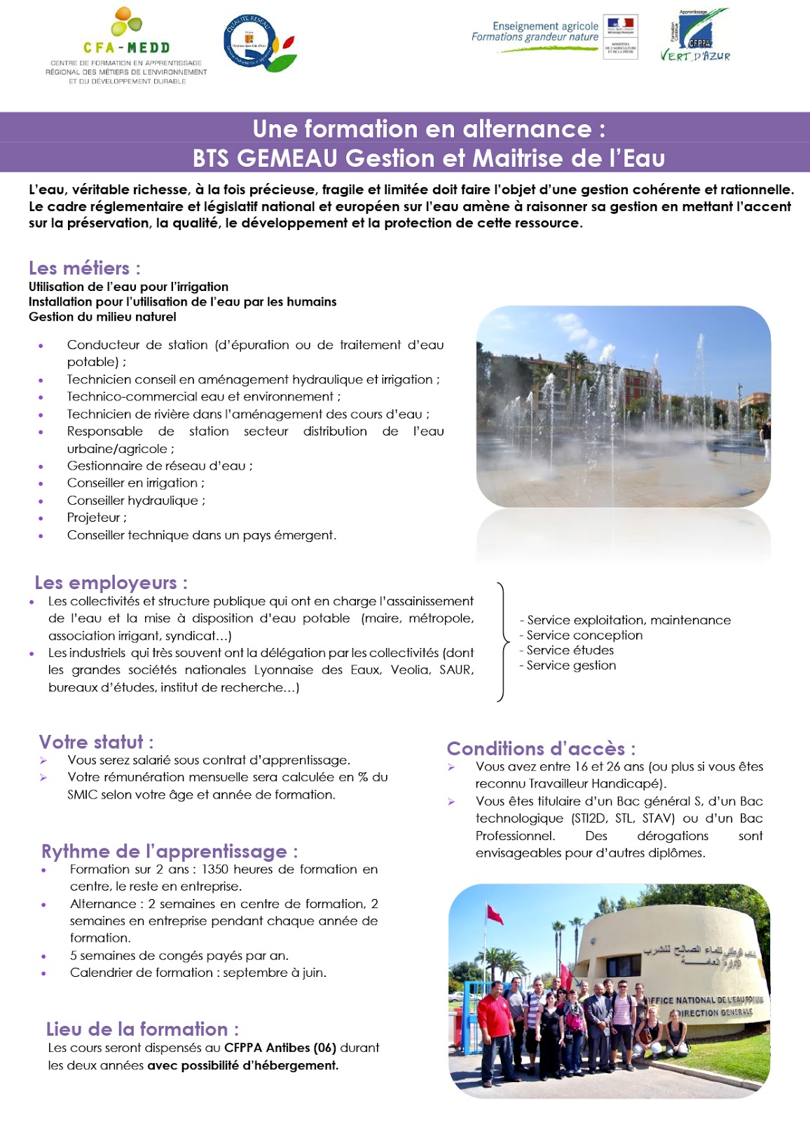 mission locale de la seyne sur mer  recrutements de techniciens en contrats d u0026 39 apprentissage  u00e0