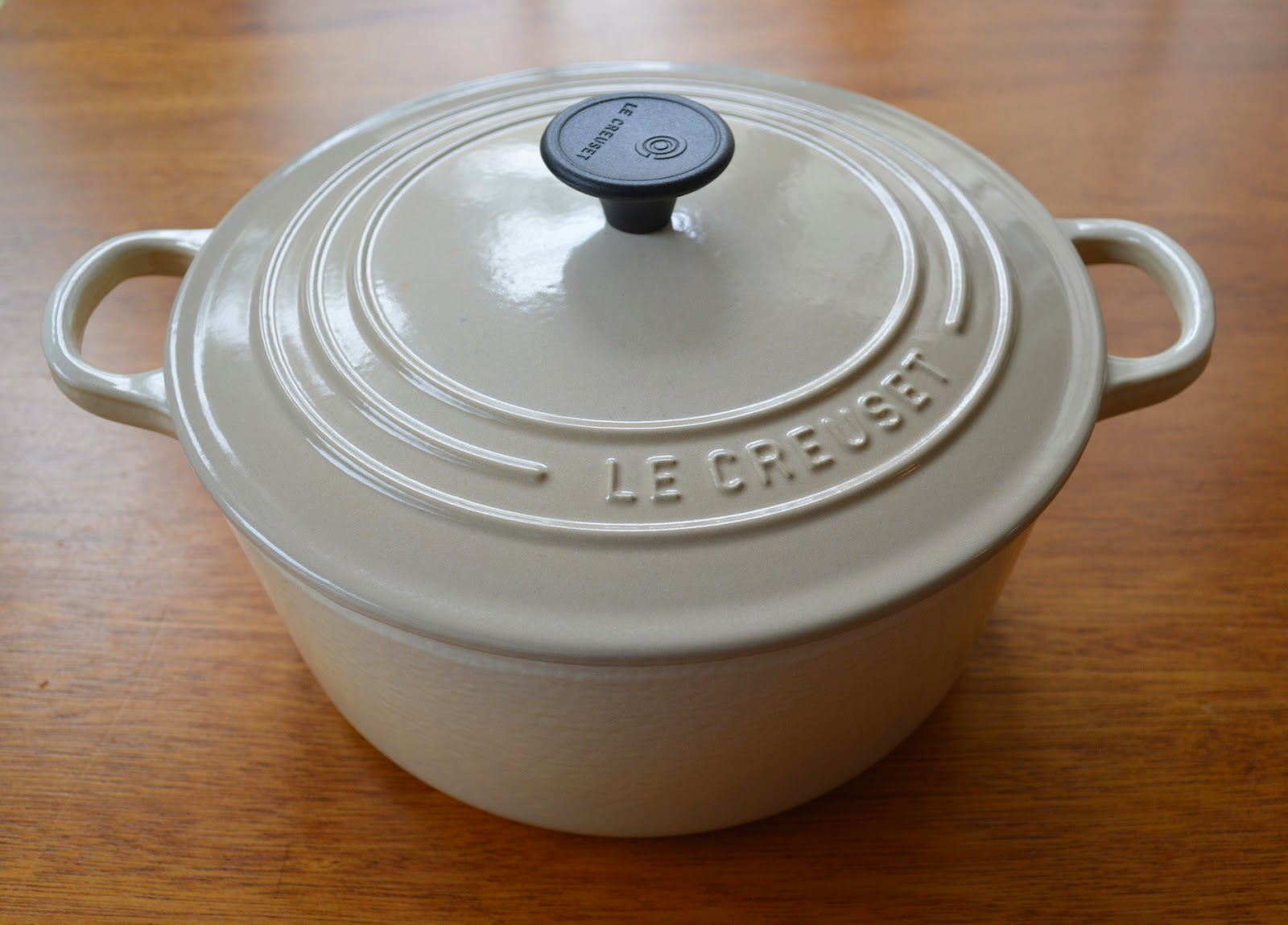 Amusing piece cleaning vintage le creuset opinion you