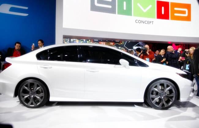 2016 Honda Civic Hybrid Specs