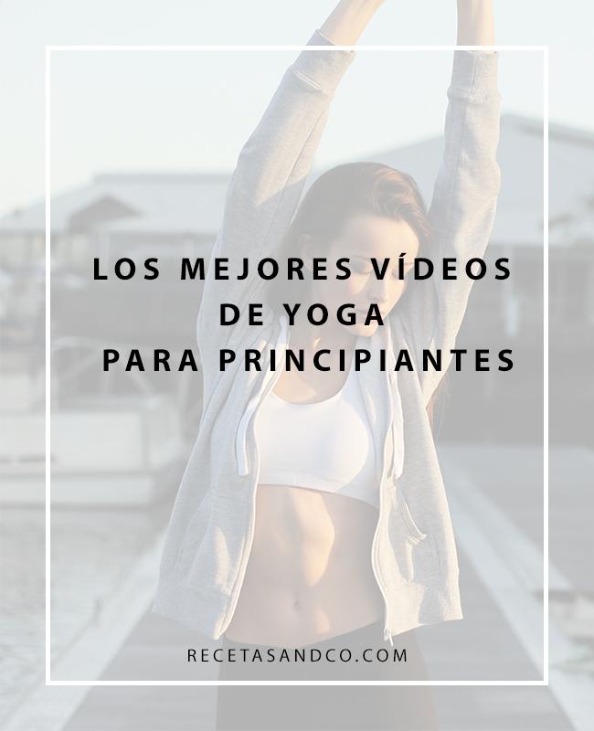 Vídeos Yoga Principiantes
