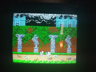 rgb pi juego arcade ghost n goblins