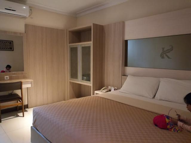 Kamar standard Kertanegara