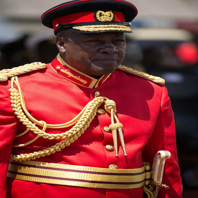It's wrong for Mahama to wear military uniform - Prof. Kweku Asare