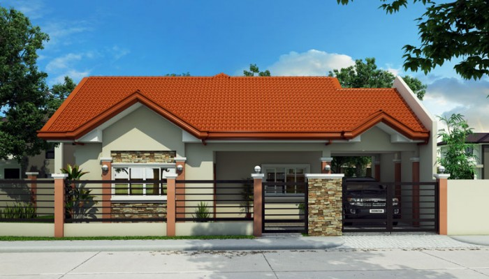the best bungalow styles and plans in philippines bahay ofwbungalow style house plans tend to be more modestly sized with low pitched roof lines and one or one and a half story homes