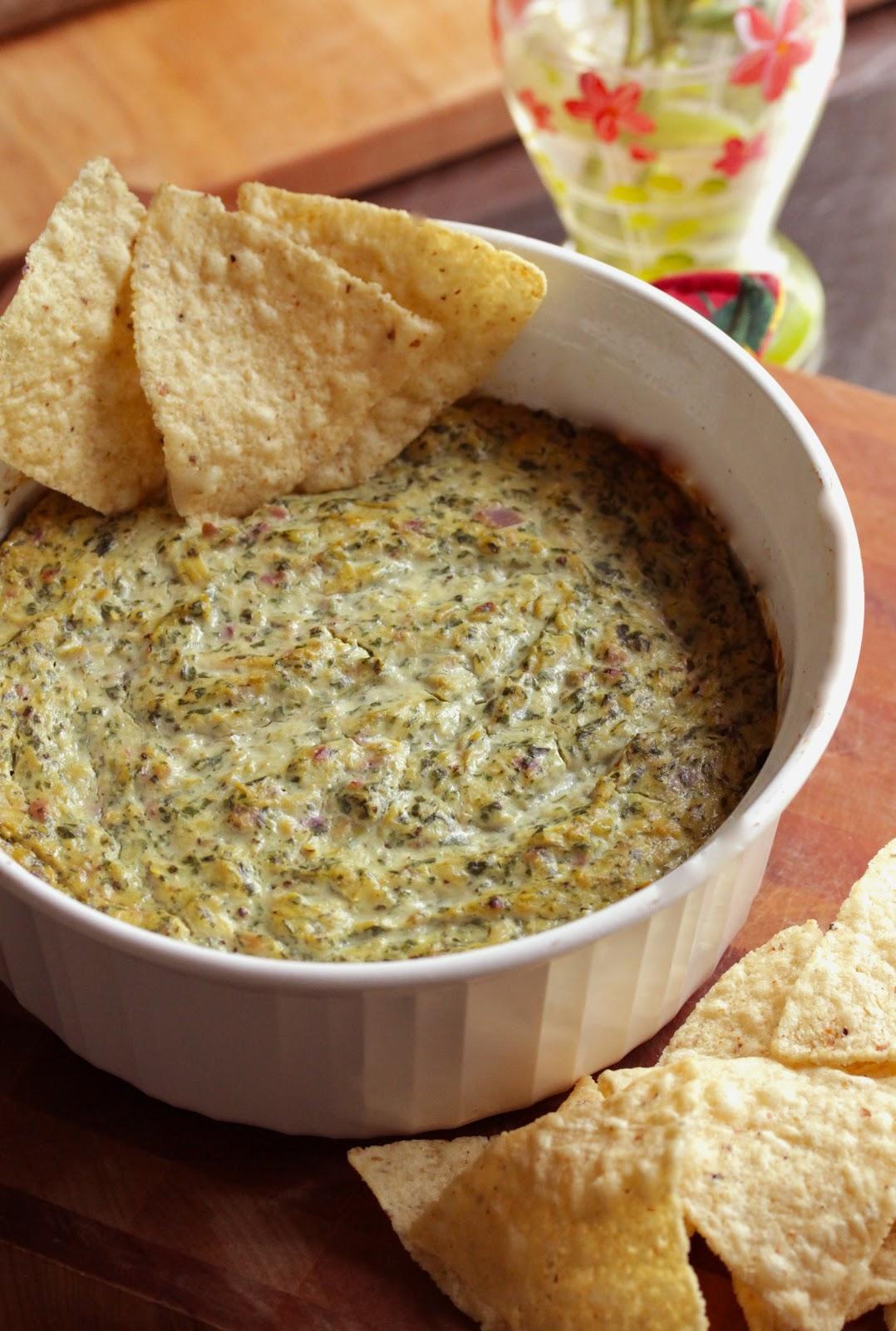 Chloes-kitchen-recipe-warm-spinach-artichoke-dip