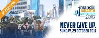 Mandiri Jakarta Marathon • 2017