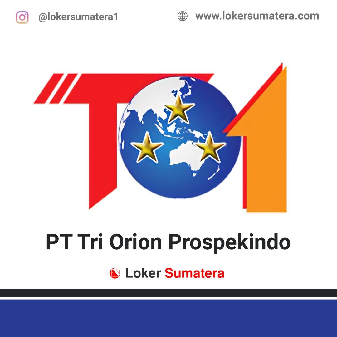 Lowongan Kerja Duri: PT Tri Orion Prospekindo (Topindo) September 2020