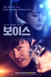 Sinopsis Drama Voice {Drama Korea}