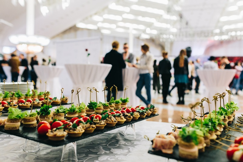 Food Caterers For Parties