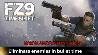 FZ9 Timeshift Legacy of The Cold War Mod Apk + Data v2.2.0 Unlimited Ammo Terbaru