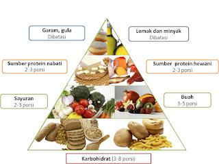 Nutrisi Diet Untuk Penurunan Berat Badan yang Sehat
