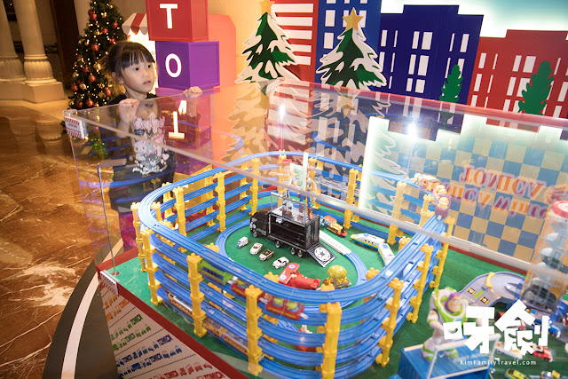 【聖誕親子好去處】黃金海岸酒店 TOMICA冬日天地住宿計劃