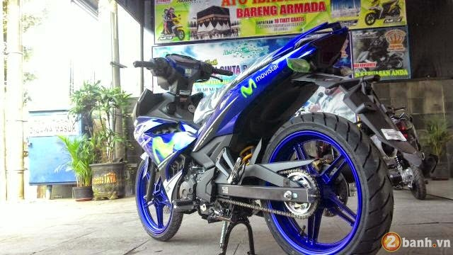 Yamaha Jupiter MX King 150LC FI 2015